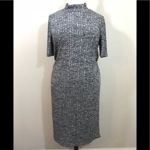 Dresses & Skirts - Size 3X Mock Neck Dress